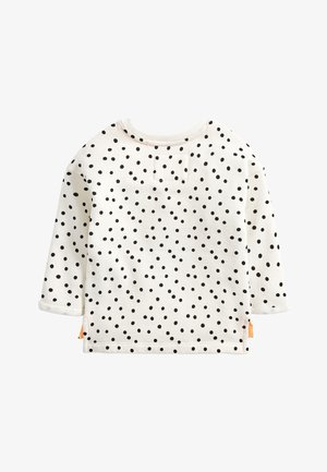WHITE SPOT SUNSHINE SWEATSHIRT (3MTHS-7YRS) - Sweater - off-white