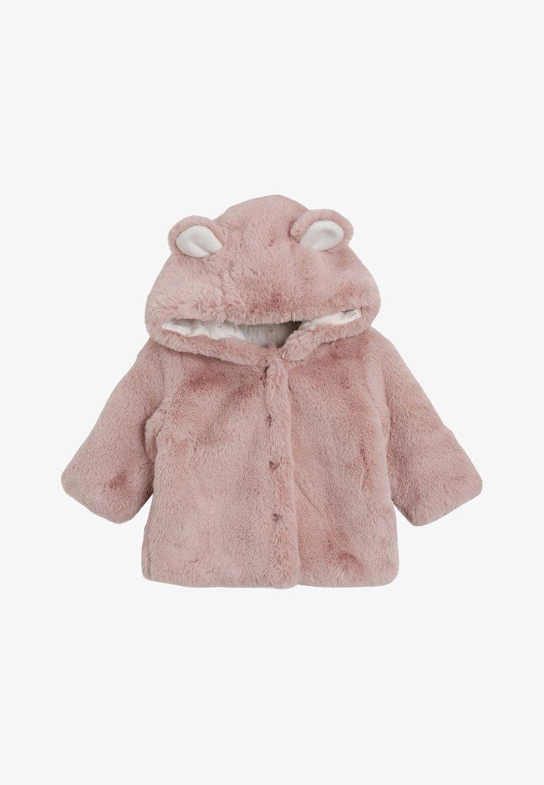 Next - Winter jacket - pink