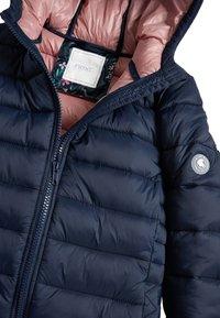 Next - Płaszcz zimowy - blue - 2