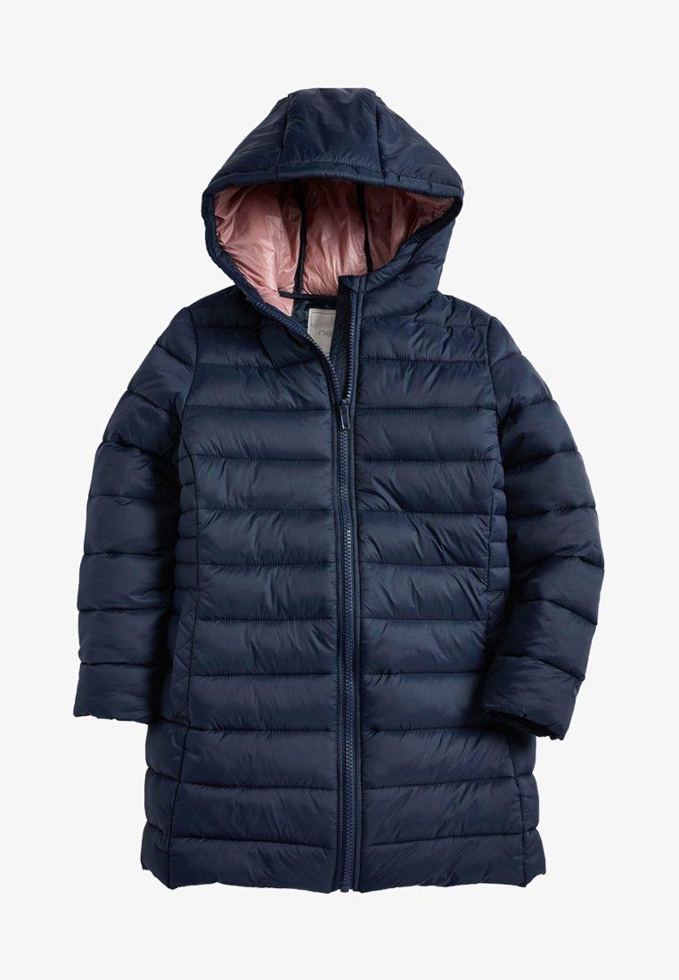 Next - Płaszcz zimowy - blue