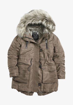 PEWTER - Winter coat - grey