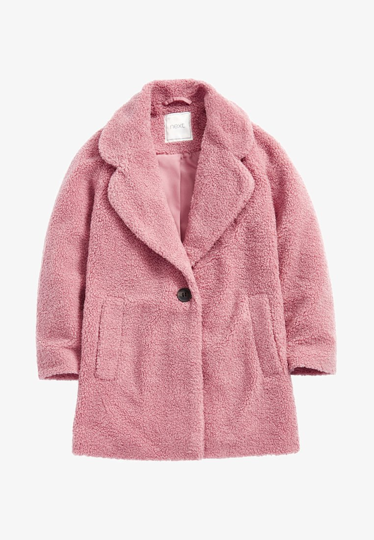 Next - Vinterkappa /-rock - pink