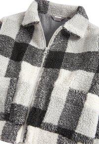Next - ECRU BORG - Fleece jacket - grey - 2