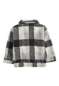 Next - ECRU BORG - Fleece jacket - grey - 1