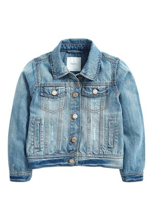 WHITE DENIM JACKET (3-16YRS) - Džínová bunda - blue