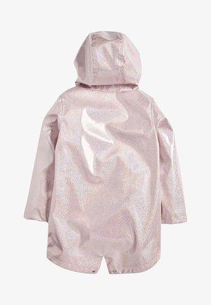 PINK GLITTER (3-16YRS) - Parkas - pink