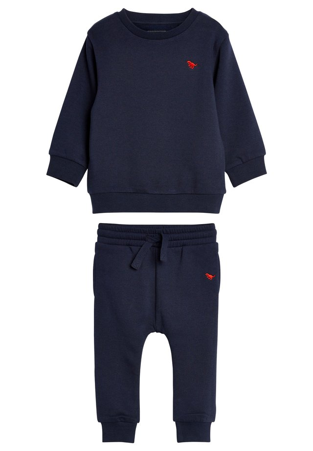 SET - Sweatshirt - dark blue