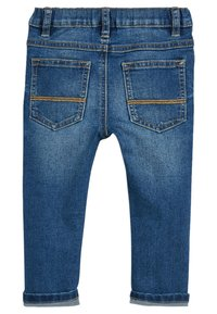 Next - Straight leg jeans - mottled blue - 1