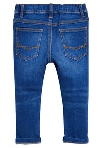 Next - Jean droit - mottled dark blue - 1