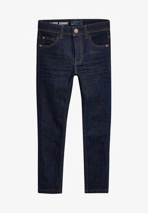 Jeans Skinny - blue black denim