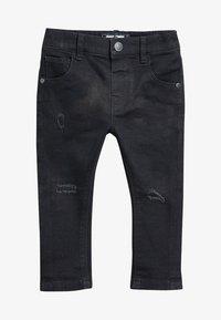Next - Straight leg jeans - black - 0