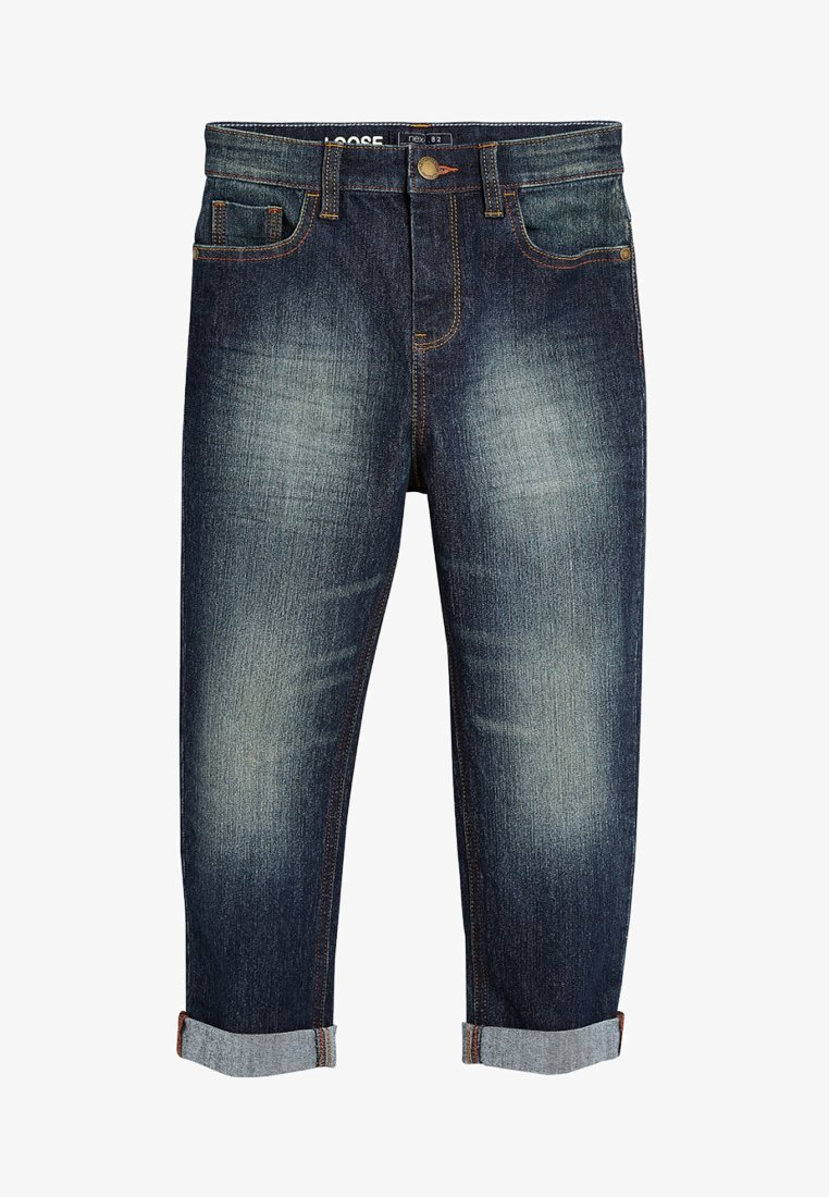 Next - Straight leg jeans - blue-grey