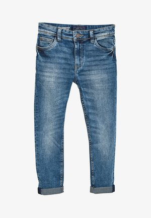 Straight leg -farkut - blue denim