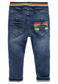 Next - Straight leg -farkut - blue - 1