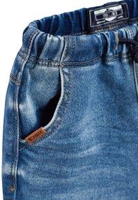 Next - Straight leg -farkut - mottled blue - 2