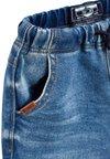 Next - Jeans Straight Leg - mottled blue