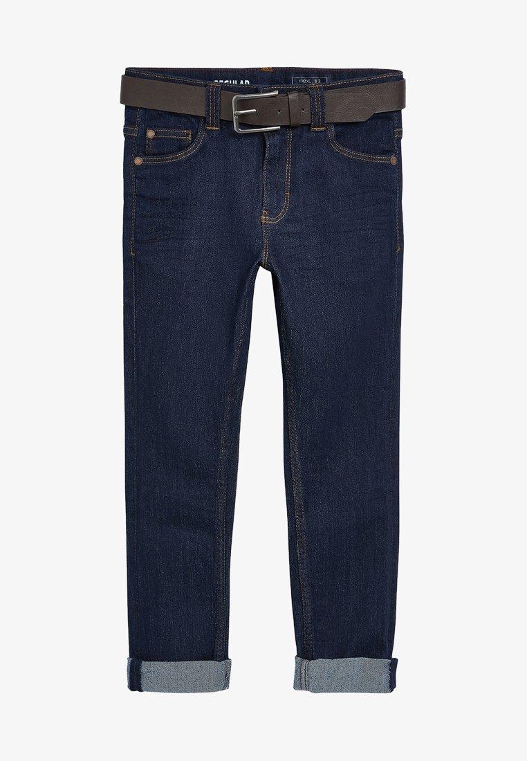 Next - Straight leg jeans - blue