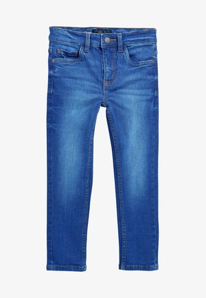 DENIM BRIGHT BLUE SUPER SKINNY FIT FIVE POCKET JEANS (3-16YRS) - Jeans Skinny Fit - blue