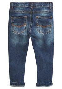 Next - SUPERSOFT  - Slim fit jeans - mottled blue - 1