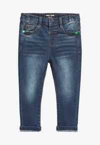 Next - SUPERSOFT  - Slim fit jeans - mottled blue - 0