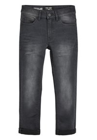 Next - DENIM BLEACH REGULAR FIT FIVE POCKET JEANS (3-16YRS) - Slim fit jeans - grey - 0