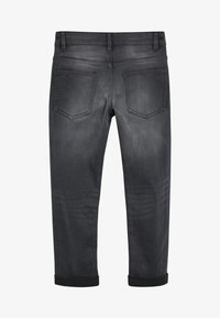 Next - DENIM BLEACH REGULAR FIT FIVE POCKET JEANS (3-16YRS) - Slim fit jeans - grey - 1