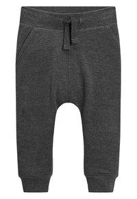 Next - 3 PACK - Pantalones deportivos - black/grey - 1