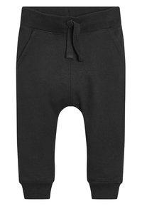 Next - 3 PACK - Pantalones deportivos - black/grey - 4