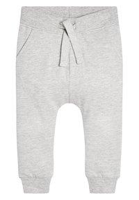 Next - 3 PACK - Pantalones deportivos - black/grey - 3