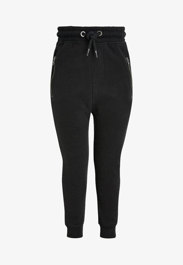 Next - TAPERED LEG - Spodnie treningowe - black