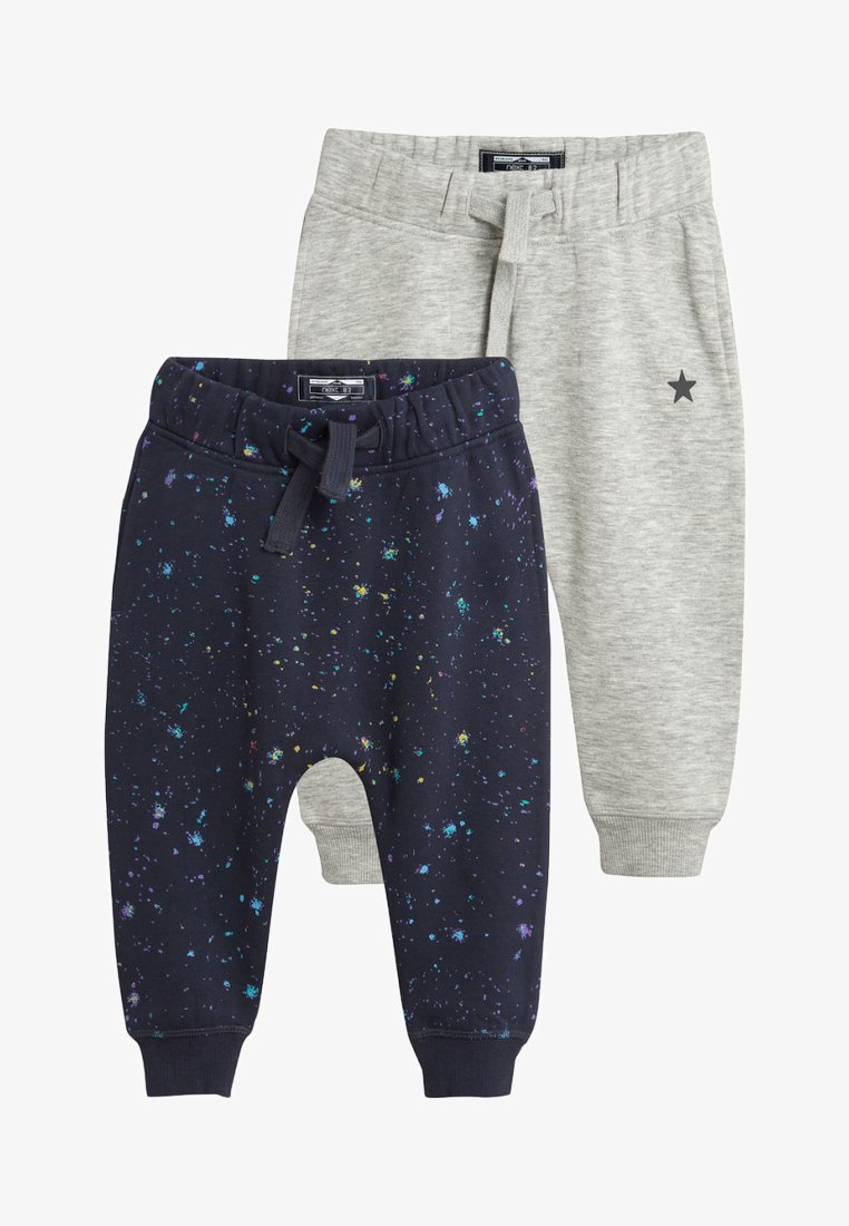 Next - 2 PACK - Tracksuit bottoms - grey