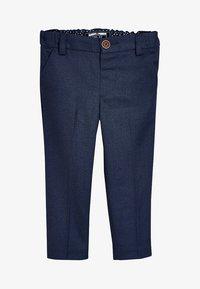 Next - Spodnie materiałowe - blue - 0