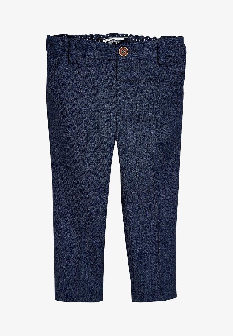Next - Spodnie materiałowe - blue