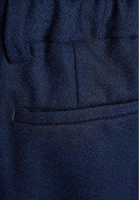 Next - Spodnie materiałowe - blue - 2