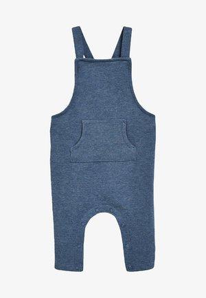Hängselbyxor - blue