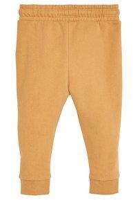Next - Pantalon de survêtement - yellow - 1