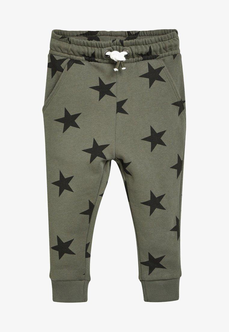 Next - Pantalones deportivos - green