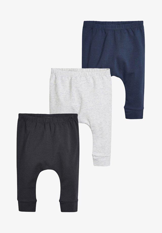 3 PACK - Træningsbukser - grey