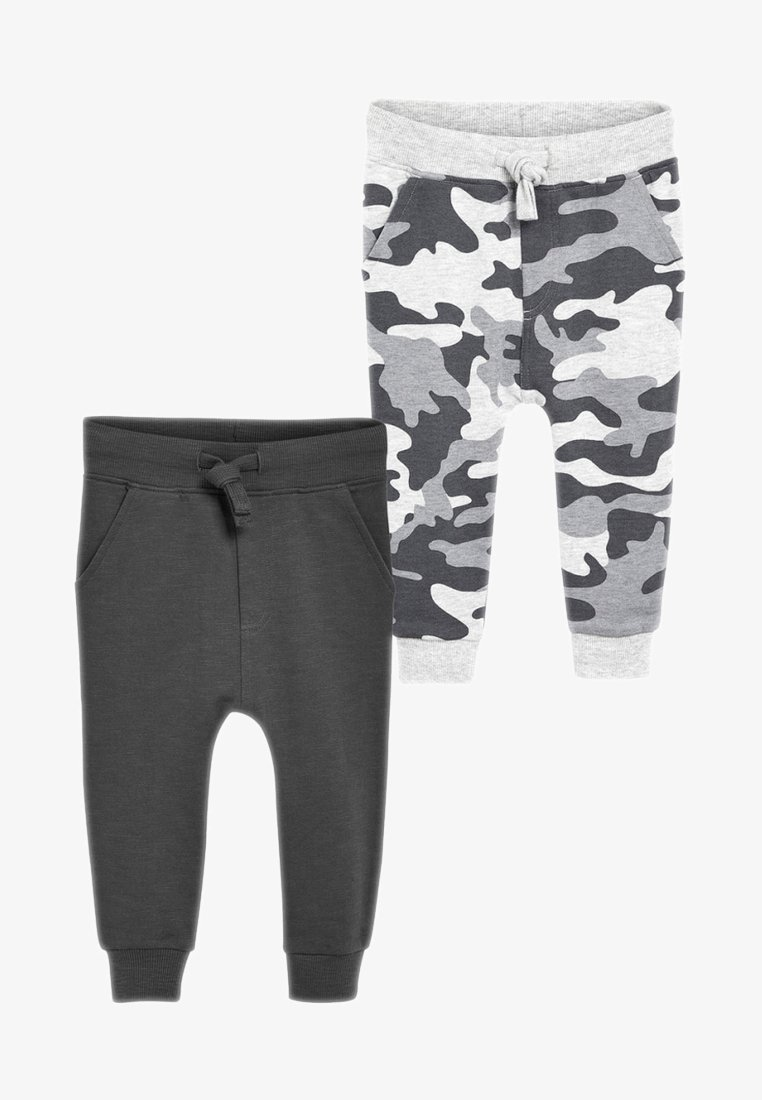 Next - TWO PACK - Trousers - gray