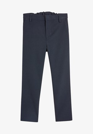 BLACK FORMAL STRETCH SKINNY TROUSERS (3-16YRS) - Kalhoty - dark grey