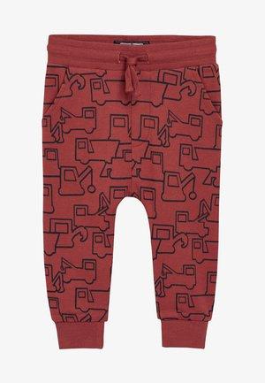 RUST DIGGER  - Pantalones deportivos - red