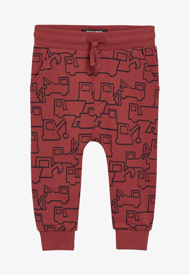 Next - RUST DIGGER  - Pantalones deportivos - red