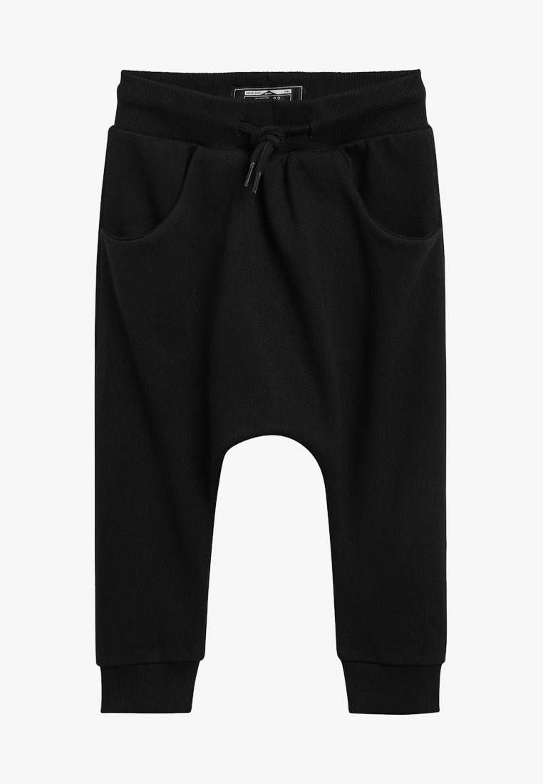 Next - STONE DROP CROTCH - Trainingsbroek - black