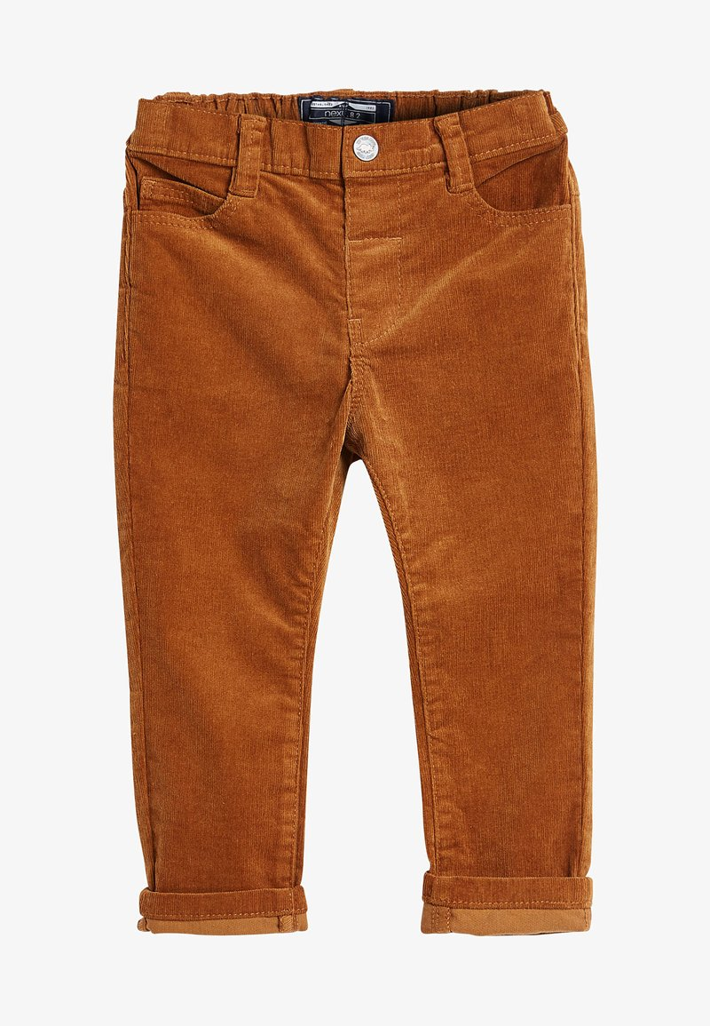 Next - Straight leg jeans - brown