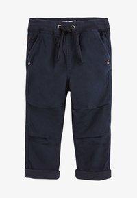 Next - LINED - Pantalon classique - blue - 0
