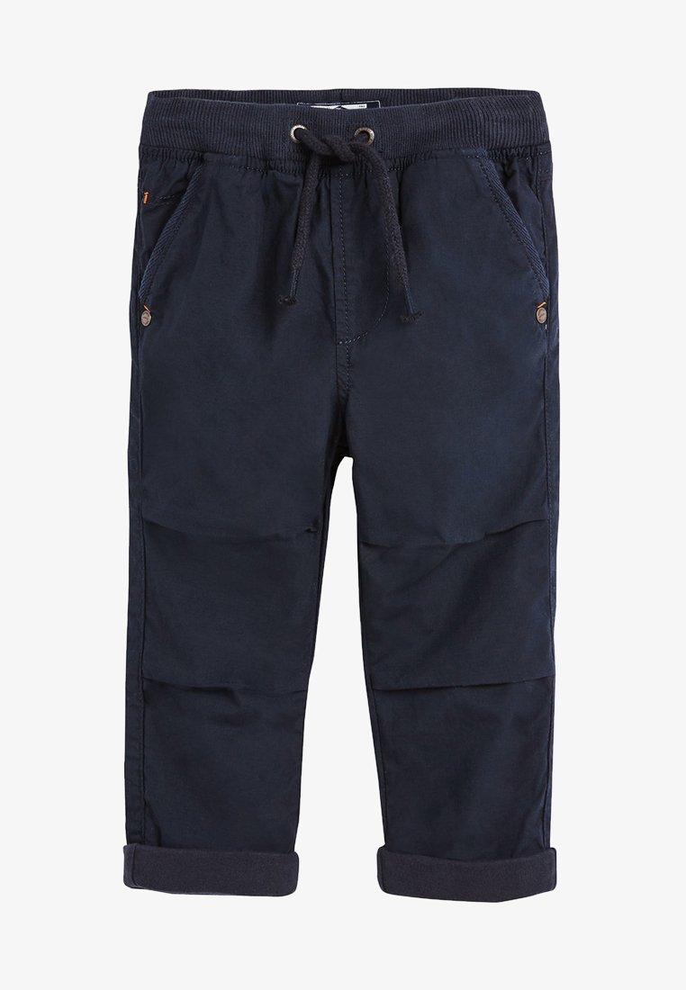 Next - LINED - Pantalon classique - blue
