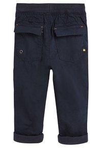 Next - LINED - Pantalon classique - blue - 1