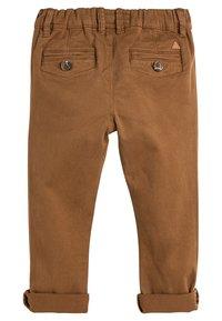 Next - GINGER - Pantalon classique - brown - 1