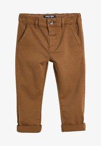 Next - GINGER - Pantalon classique - brown - 0