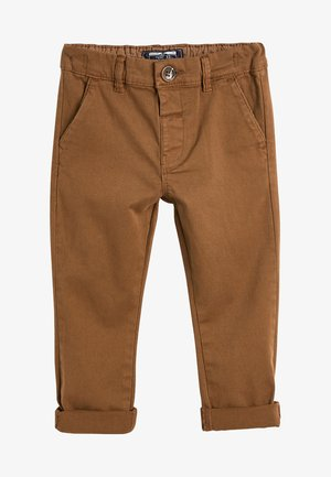 GINGER - Trousers - brown